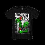 Authority Zero Zombie Mens T-Shirt