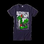Authority Zero Zombie Womens T-Shirt